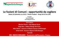 """Libertàeguale Parma: Morando all'incontro """"Le fusioni di Comuni"""""""