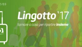 Dopo dieci anni torniamo al Lingotto, per ripartire