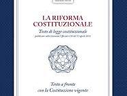 """""""Riforma Costituzionale. Opinioni a confronto"""". Incontro a Salerno"""